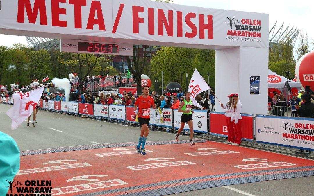 Debiut w maratonie, czyli 42km