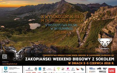 Relacja z Zakopiańskiego Weekendu Biegowego